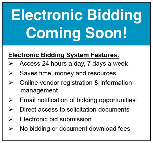 Electronic Billing Coming Soon decorative element